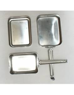Mess tin 3 Aluminum plates...