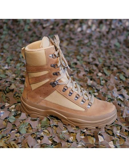 Chaussure de combat Félin Zone Chaude 3