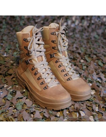 Chaussure de combat Félin Zone Chaude 1