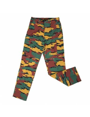 Pants BDU Camo Belgian
