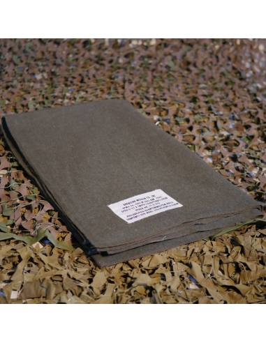 Cover khaki Wool
