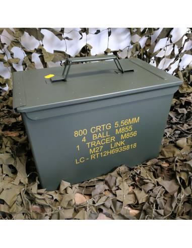 Box of ammunition medium Model