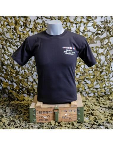 T-shirt D-day Normandy