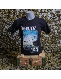 "T-shirt D-day ""6 june 1944"""