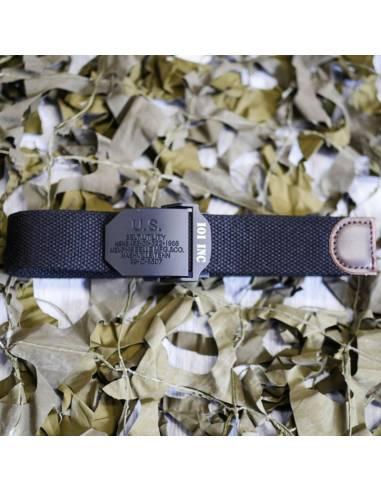 Engraved belt US 101 Inc.