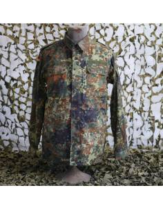 Jacket Camouflage Flecktarn...