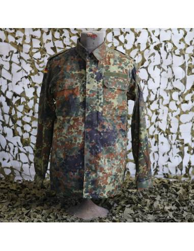 Jacket Camouflage Flecktarn German