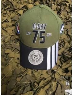 Cap D-DAY 75