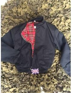Jacket Style Harrigton