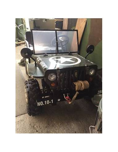 MINI JEEP WILLYS ENFANT 150CC SEMI...