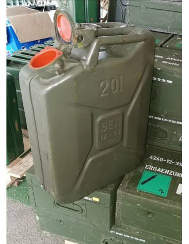 JERRY CAN 20L LARGE CAP