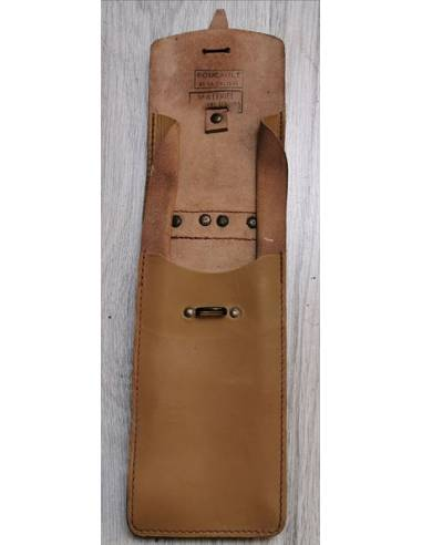 DOOR CHARGER LEATHER MAT 49...