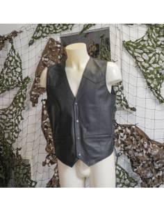 Bolero Black Leather