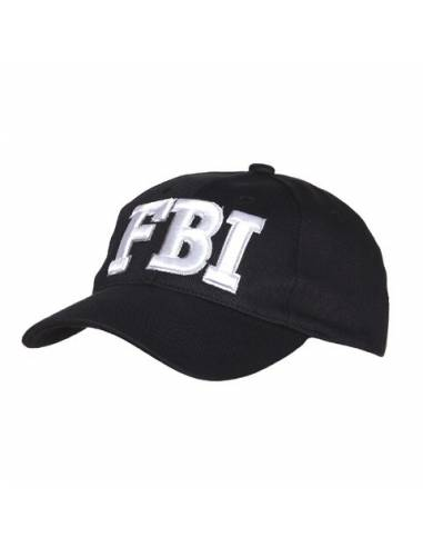 Casquette FBI