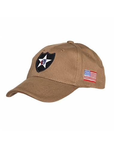 Casquette 2nd Infantry
