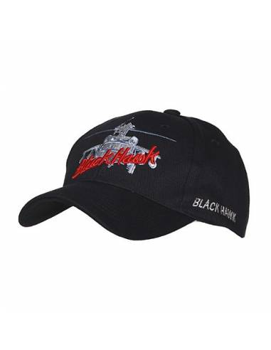Cap Black Hawk