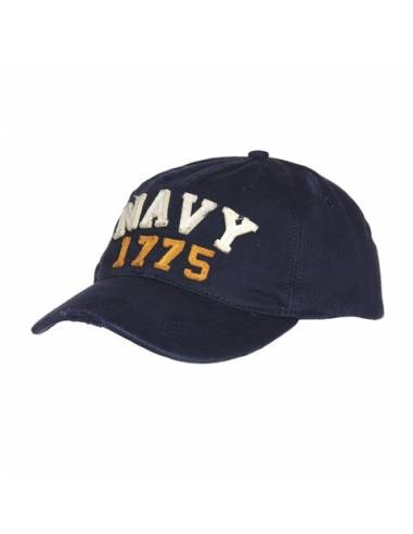 Casquette Navy 1775