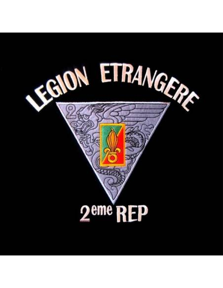 Polo 2nd REP ( Regiment Etranger de Parachutists)