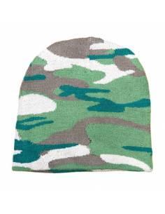 Bonnet US Streetwear Camouflage