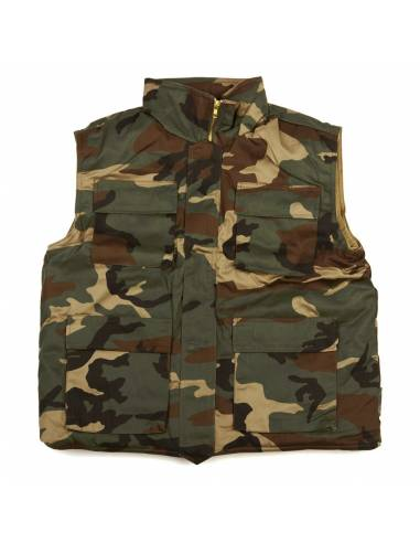 Quilted Gilet M-89