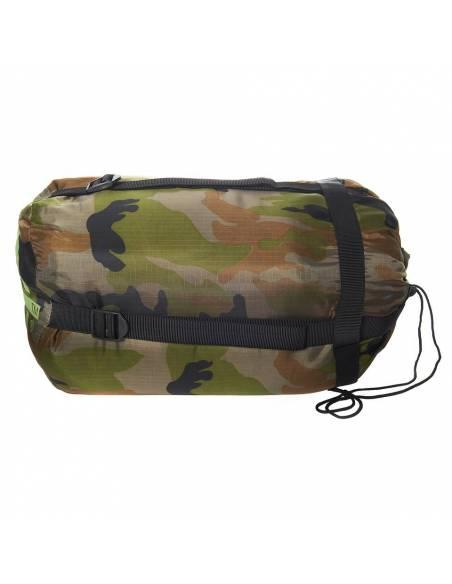 Sleeping bag camouflage