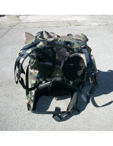 Backpack F2 French Army reformed