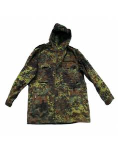 Parka German Flecktarn