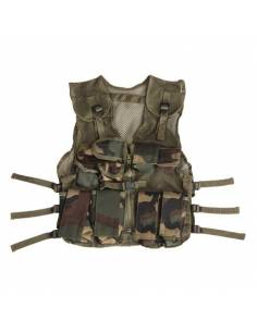 Vest tactical Camo child