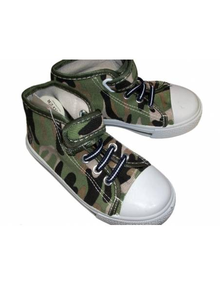 Kids shoes camouflage