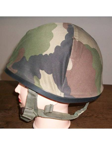 Genuine helmet cover of the French Army reformed