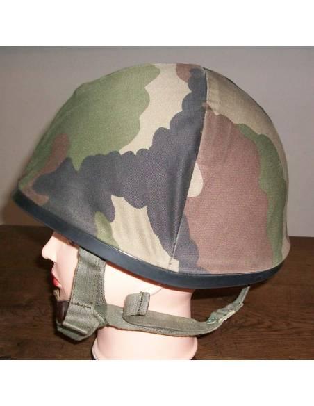 Véritable couvre-casque de l'Armée Française réformé