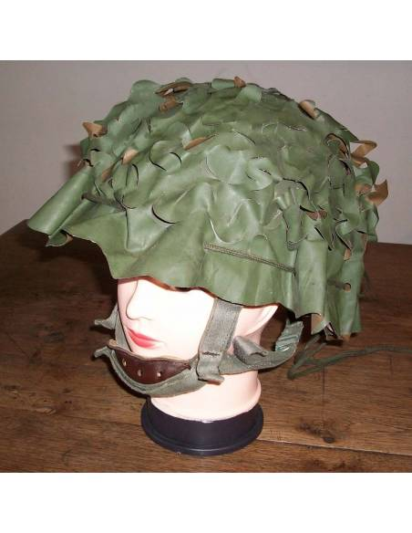 "Genuine helmet Cover so-called ""Salad"" of the French Army reformed"