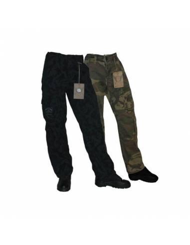 Pants Lattice Patton Vintage