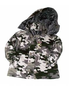 Parka Dubon Camouflage Night
