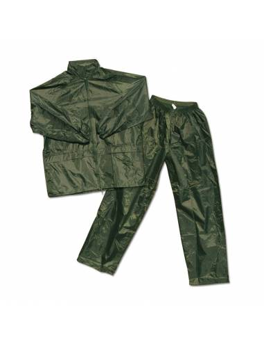 alter (SET of WATERPROOF trousers and Khaki jacket