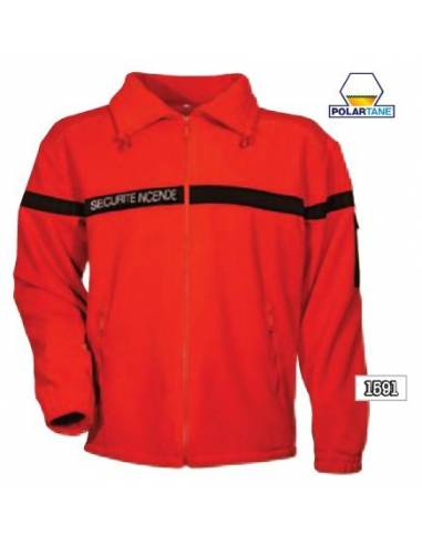Jacket Polar Fire Safety