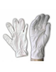 Gants blancs de cérémonie réformés
