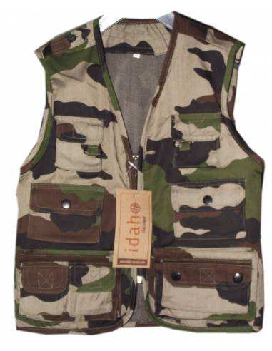 Vest Multipoche for child