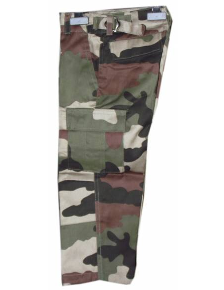 Ensemble Gilet et Pantalon camouflage