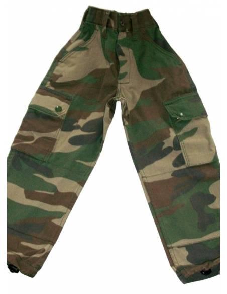 Pants style Treilli child vintage