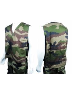 Chemise GAO Camouflage Armée Française réformée