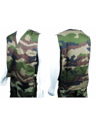 Shirt GAO Camouflage French Army reformed