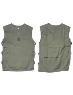 Shirt GAO Khaki French Army reformed