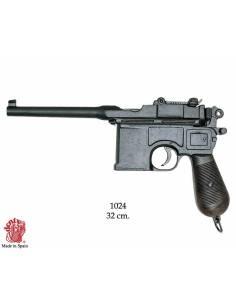 Pistolet automatique Mauser