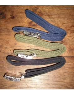 Belt in canvas