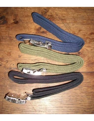 Belt in canvas
