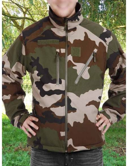 Veste Softshell Tactical ARES