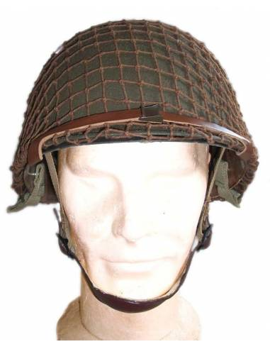 Casque Paratrooper WWII