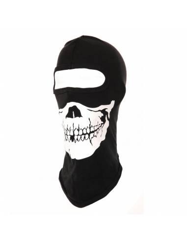 Balaclava 1 hole Skull
