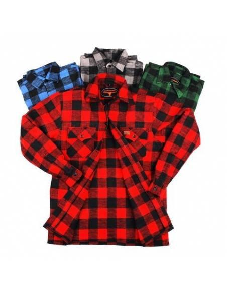 Chemise de bûcheron